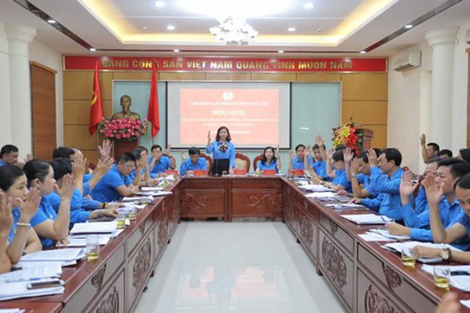 Hà Nội: Trên 40 tỉ đồng chăm lo cho CNVC-LĐ - Ảnh 1.