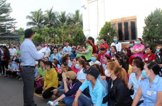 Công ty TNHH Samil Vina: Đáp ứng yêu cầu của người lao động - Ảnh 1.