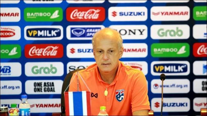 Mất cúp giao hữu, HLV tuyển U23 Thái Lan xin từ chức - Ảnh 1.