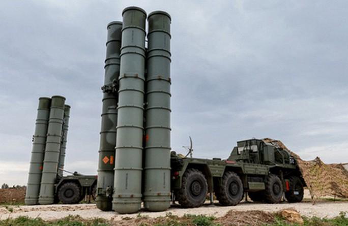 Ấn Độ mua S-400 vì... sợ Nga? - Ảnh 1.