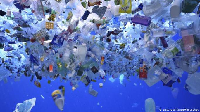 Canada tung chiến lược loại bỏ rác thải nhựa - Ảnh 1.