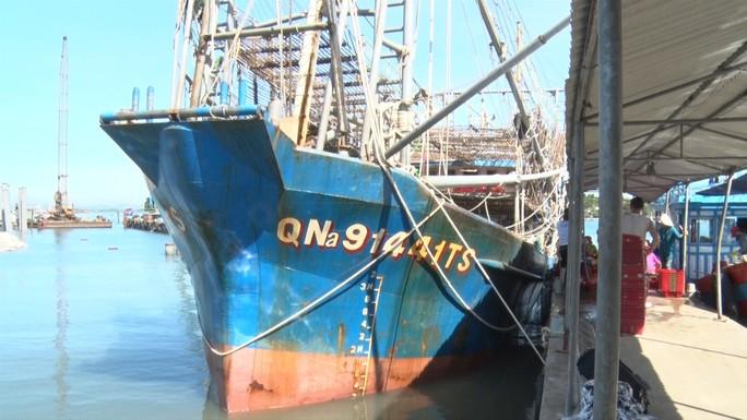 Nghe ngư dân kể lại việc bị tàu Trung Quốc cướp 2 tấn mực - Ảnh 2.