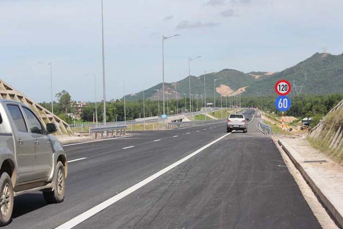 Dự án đường cao tốc Bắc - Nam: Hợp sức để cùng làm - Ảnh 1.