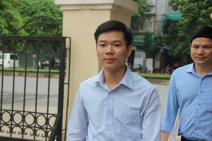 Ra toà phúc thẩm, Hoàng Công Lương xin giảm nhẹ hình phạt - Ảnh 1.