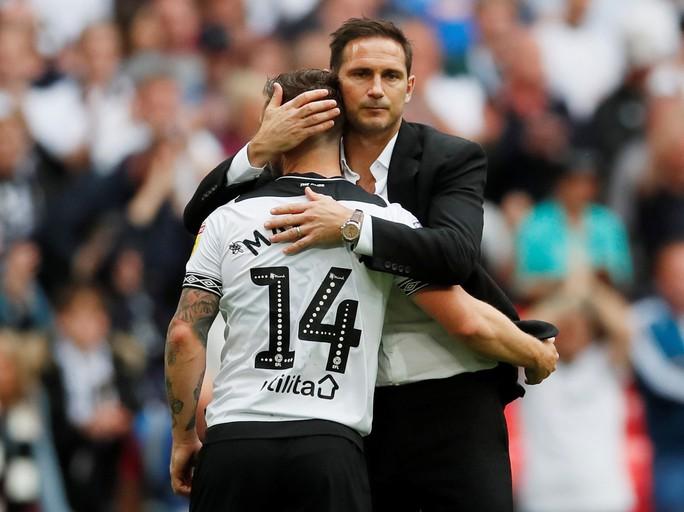 Chelsea đang đàm phán mời lại Frank Lampard - Ảnh 5.