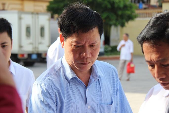 Ra toà phúc thẩm, Hoàng Công Lương xin giảm nhẹ hình phạt - Ảnh 2.