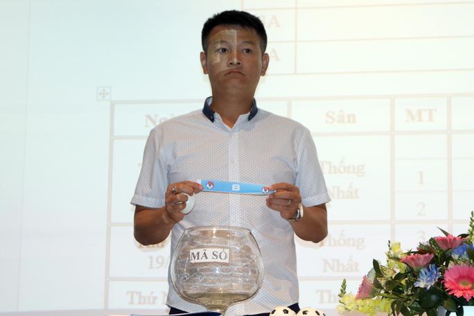 Văn Quyến dẫn dắt U15 SLNA đấu ngọc thô HAGL - Ảnh 2.