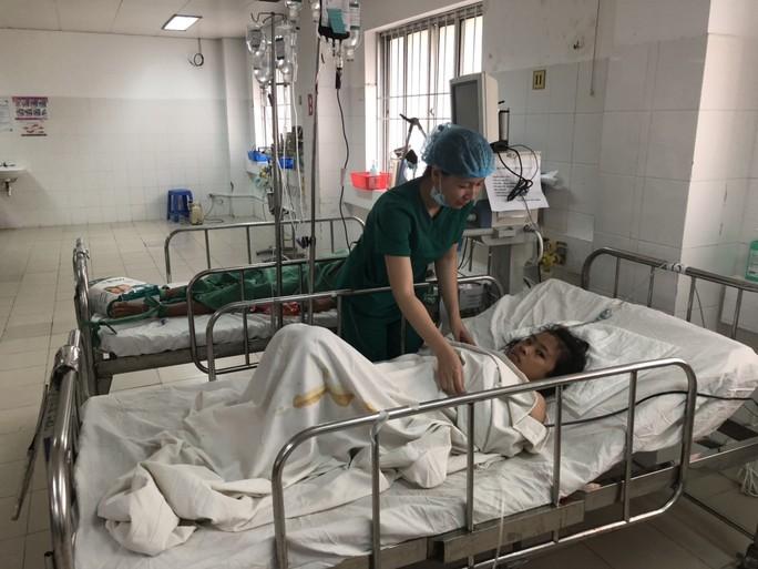 Cần Thơ: Cứu sống nữ bệnh nhân người nước ngoài có hoàn cảnh rất khó khăn - Ảnh 1.