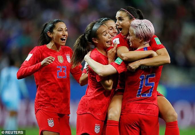 Sốc: Tuyển Thái Lan thua thảm 0-13 tại World Cup bóng đá nữ - Ảnh 3.
