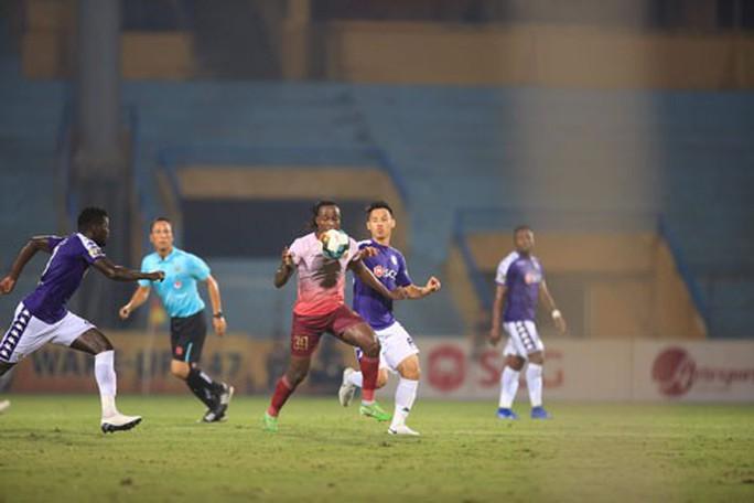 Hà Nội, B.Bình Dương cùng thắng ở vòng 13 V-League - Ảnh 1.