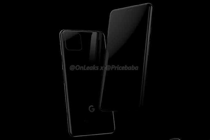 Hé lộ khủng: Thiết kế chi tiết của Google Pixel 4 - Ảnh 1.