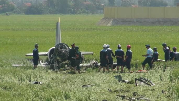 Rơi máy bay ở Khánh Hòa, 2 người thương vong - Ảnh 2.