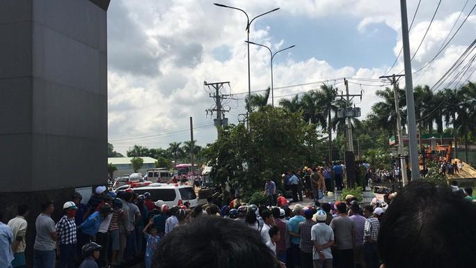 Tai nạn container kinh hoàng trên Quốc lộ 22, 5 người tử vong - Ảnh 4.