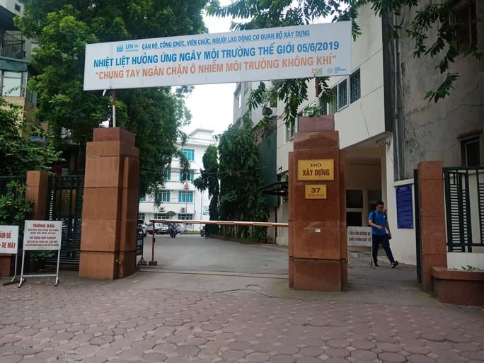 Vụ đoàn Thanh tra Bộ Xây dựng bị tạm giữ: Động thái bất ngờ từ Công an Vĩnh Phúc - Ảnh 1.