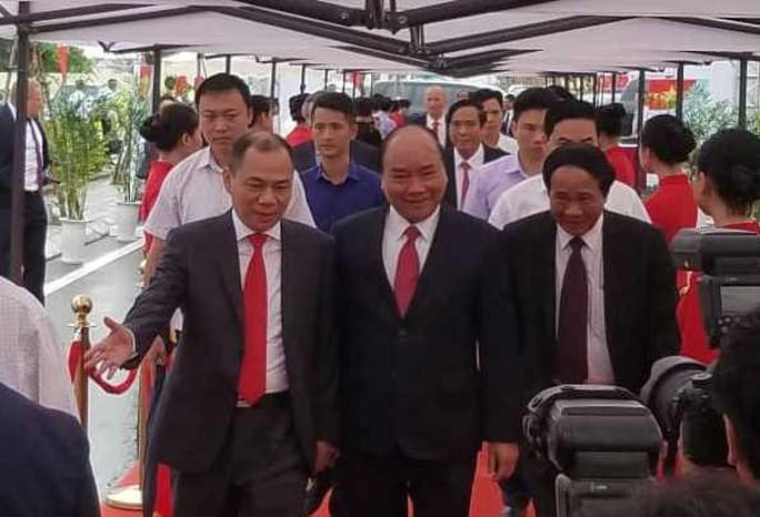 Vingroup biến giấc mơ ôtô Việt mang đẳng cấp quốc tế thành hiện thực - Ảnh 2.