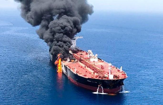 Khó lường căng thẳng Mỹ-Iran - Ảnh 1.