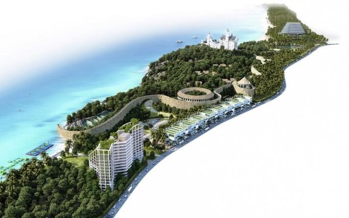 Sắp có 2 siêu dự án du lịch gần 1.500 tỉ đồng ở Quảng Ngãi - Ảnh 1.