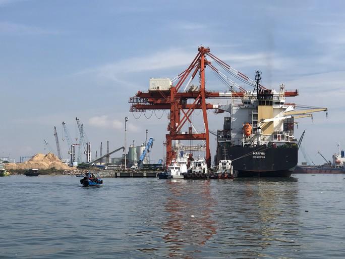 Đề xuất nhận chìm 300.000 m3 bùn thải xuống biển Quy Nhơn - Ảnh 1.