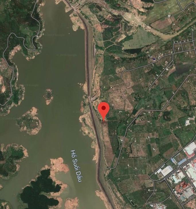 Cận cảnh rơi máy bay ở Khánh Hòa, 2 người tử nạn - Ảnh 6.