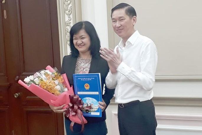 TP HCM bổ nhiệm phó giám đốc Sở Tài chính - Ảnh 1.