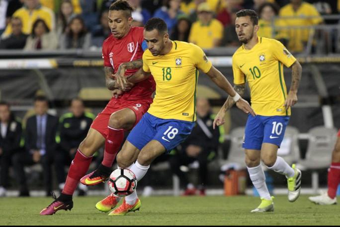 Tài năng trẻ là hi vọng giúp Brazil thành công - Ảnh 2.