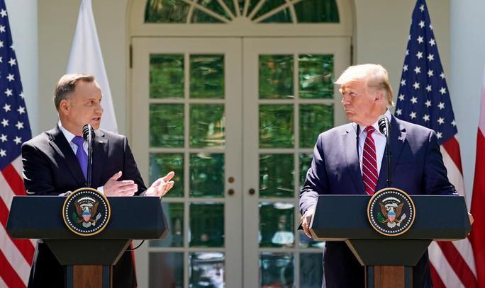 Nga răn đe Mỹ về ý định tăng cường hiện diện quân sự ở Ba Lan - Ảnh 1.