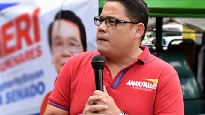 Nghị sĩ Philippines muốn phối hợp với Việt Nam ngăn Trung Quốc trên biển Đông - Ảnh 1.