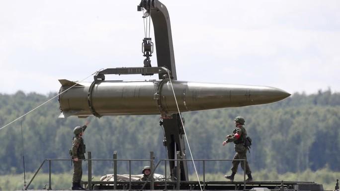 Mỹ - Nga tranh cãi về thử hạt nhân - Ảnh 1.