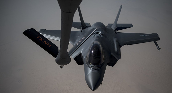 Mỹ chế tạo Tia chớp F-35 với sự tham gia của công ty Trung Quốc - Ảnh 1.