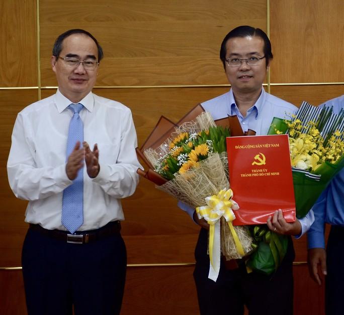 Ông Lê Văn Minh làm Phó trưởng Ban Tuyên giáo Thành ủy TP HCM - Ảnh 1.