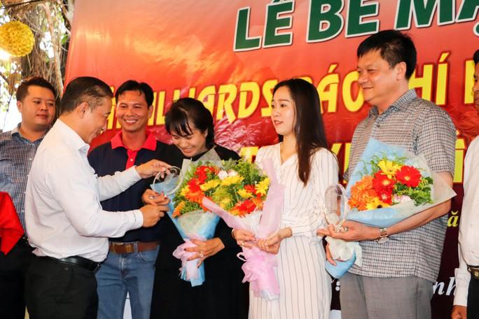 Giải Bida Báo chí ĐBSCL lần thứ 12 do Báo Người Lao Động tổ chức thành công tốt đẹp - Ảnh 10.