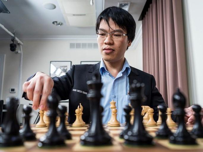 Lê Quang Liêm lần đầu lên ngôi vô địch châu Á - Ảnh 1.
