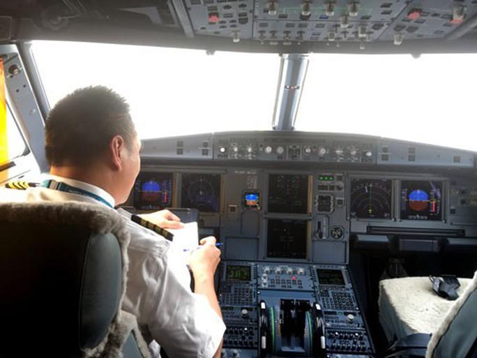 Căng thẳng nhân lực hàng không - Ảnh 1.