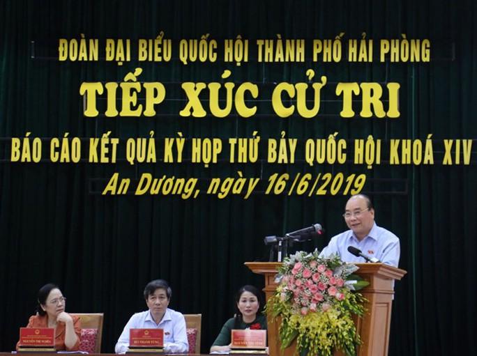 """Thủ tướng Nguyễn Xuân Phúc: """"Chỗ nào người dân được hưởng lợi nhiều nhất thì đầu tư"""" - Ảnh 2."""