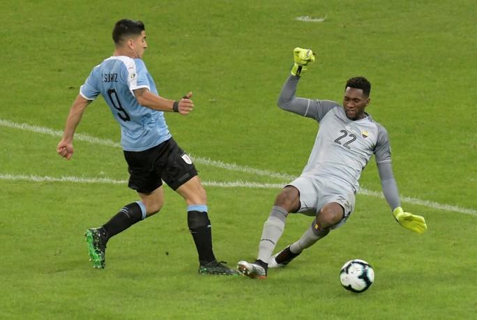 Uruguay đại thắng, khẳng định vị thế ứng viên vô địch Copa America - Ảnh 4.