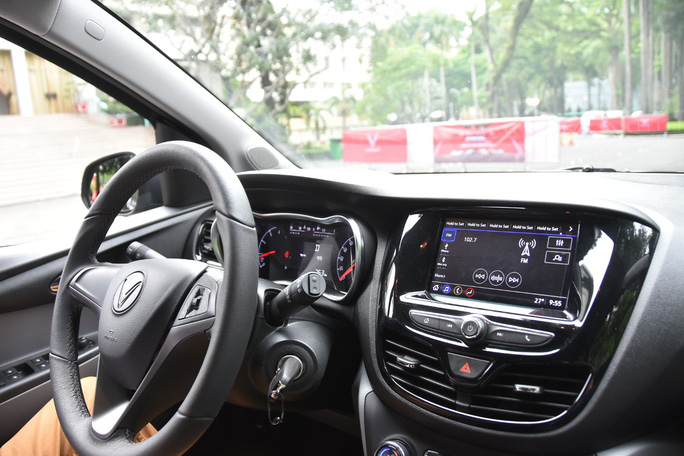 Hàng trăm ô tô thương hiệu Việt VinFast Fadil đến tay khách hàng - Ảnh 11.