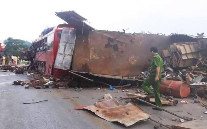 Không có dữ liệu tốc độ xe tải chở sắt trong vụ tai nạn kinh hoàng 3 người chết, 38 người bị thương - Ảnh 3.
