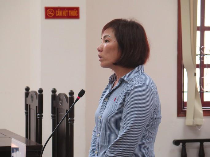 Nữ doanh nhân gây tai nạn kinh hoàng ở Hàng Xanh lãnh án tù - Ảnh 1.