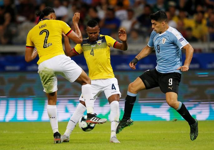 Uruguay đại thắng, khẳng định vị thế ứng viên vô địch Copa America - Ảnh 7.