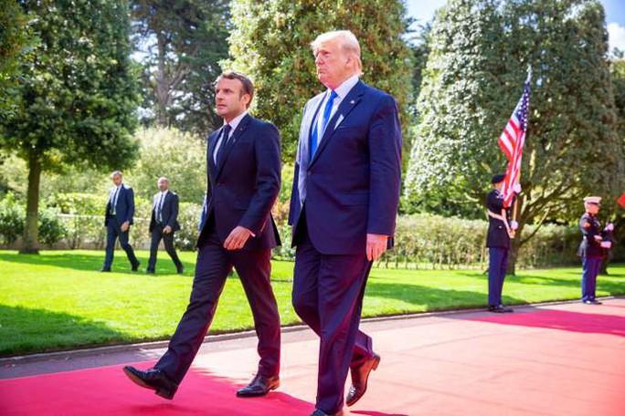 Thời ông Trump, Mỹ đang rời xa châu Âu? - Ảnh 1.