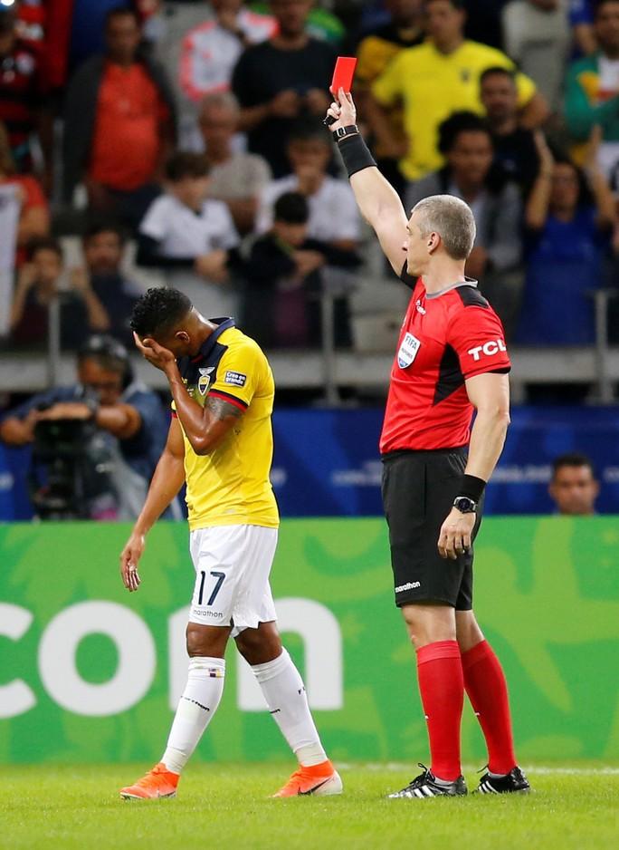 Uruguay đại thắng, lộ diện ứng viên vô địch Copa America - Ảnh 1.