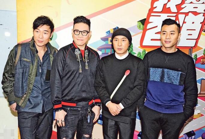 Hứa Chí An xin lỗi cả nhóm nhạc vì bê bối ngoại tình - Ảnh 3.
