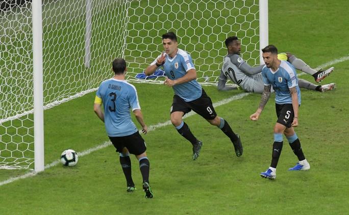 Uruguay đại thắng, khẳng định vị thế ứng viên vô địch Copa America - Ảnh 6.