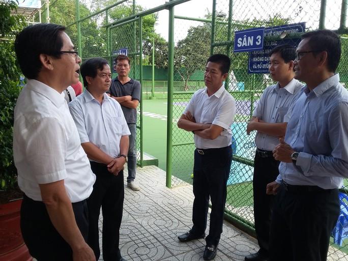 Quần vợt Việt Nam được tiếp thêm động lực trước Davis Cup 2019 - Ảnh 4.