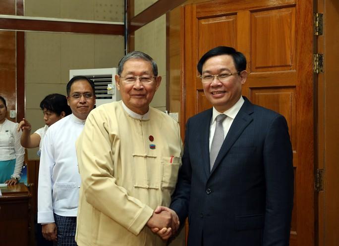 Ông Đoàn Nguyên Đức bắt tay cùng Thaco Trường Hải đầu tư lớn tại Myanmar - Ảnh 1.