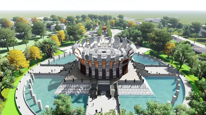 Chủ tịch Quốc hội dự lễ khởi công xây dựng Đền thờ các vua Hùng tại Cần Thơ - Ảnh 2.
