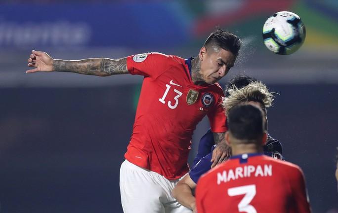 Vargas lập siêu phẩm bàn thắng, Chile đè bẹp Nhật Bản - Ảnh 4.