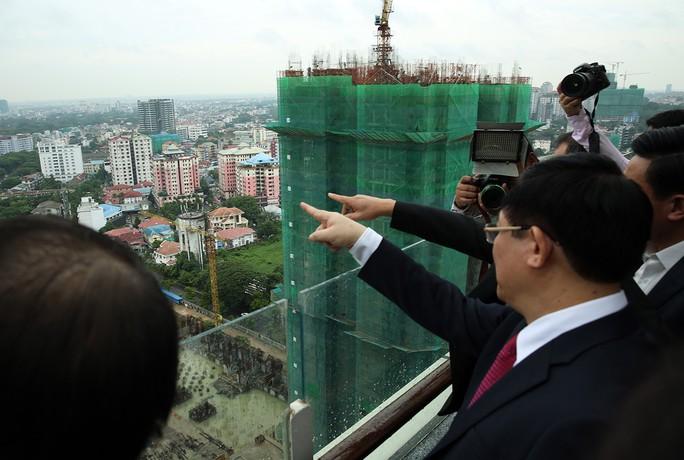 Ông Đoàn Nguyên Đức bắt tay cùng Thaco Trường Hải đầu tư lớn tại Myanmar - Ảnh 3.