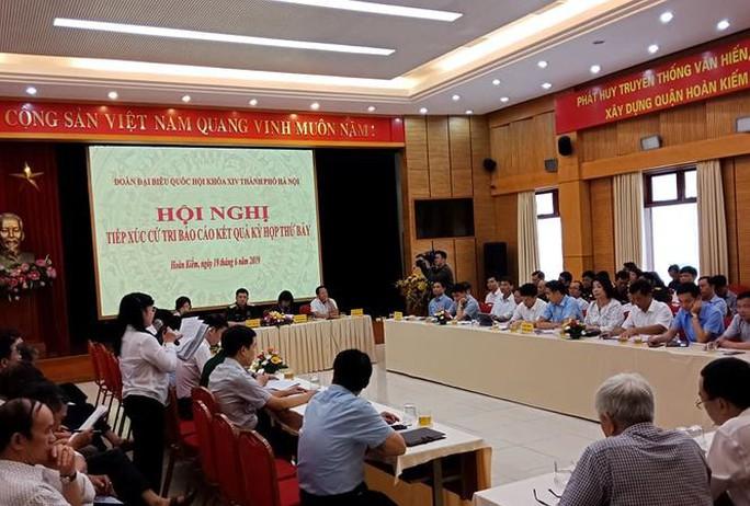 Tổng Bí thư, Chủ tịch nước Nguyễn Phú Trọng xin phép vắng mặt tiếp xúc cử tri do bận công tác - Ảnh 1.