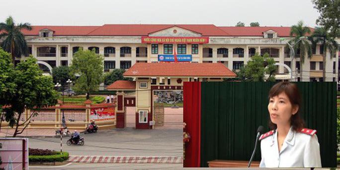 Vụ Thanh tra Bộ Xây dựng vòi tiền ở Vĩnh Phúc làm ảnh hưởng uy tín ngành thanh tra - Ảnh 1.